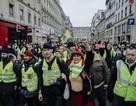 """Pháp lo ngại bạo lực tiếp diễn khi biểu tình """"Áo vàng"""" tăng nhiệt"""