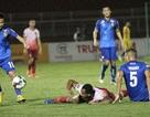 Sài Gòn FC chia điểm với Quảng Nam trên sân nhà