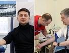 2 lần ông Poroshenko lẻ loi tranh luận vì ông Zelenskiy làm lơ