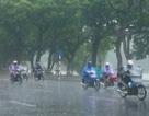 Sau ngày Giỗ Tổ, Hà Nội sáng mưa to, chiều hửng nắng