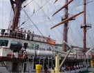 Tàu buồm của Hải quân Việt Nam thăm Singapore, Indonesia