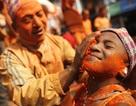 Bình minh đỏ: Lễ hội Sindoor Jatra ở Nepal