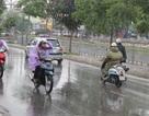 Bắc Bộ mưa rải rác, Nam Bộ vẫn nắng gắt