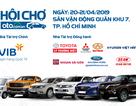 Những hội chợ ô tô đáng chú ý tại Việt Nam trong năm 2019