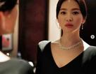 """Song Hye Kyo lại khiến fan """"đồn đoán"""" vì không đeo nhẫn cưới"""