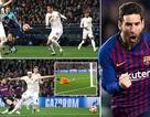 Những khoảnh khắc Messi khiến Man Utd tan vỡ giấc mơ Champions League