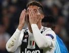 """C.Ronaldo """"nổ súng"""", Juventus vẫn bị loại khỏi Champions League"""