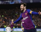 Barcelona 3-0 Man Utd: Lionel Messi chói sáng