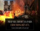 Nhà thờ Đức Bà Paris chìm trong biển lửa: Toàn cảnh biến cố lịch sử