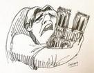 Dân mạng chia sẻ những hình ảnh đầy tiếc nuối về nhà thờ Đức Bà Paris