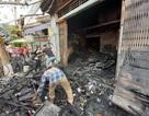 Hình ảnh hiện trường vụ cháy khiến 3 người trong gia đình tử vong