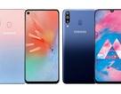 """Samsung trình làng Galaxy A60 và A40s màn hình """"đục lỗ"""", 4 camera"""