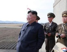 KCNA: Ông Kim Jong-un thị sát thử nghiệm vũ khí chiến thuật mới