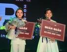 Nữ sinh trường Báo khéo ứng biến giành Quán quân cuộc thi dẫn chương trình