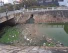 Đà Nẵng: Gần 2 km kênh đổi màu xanh bất thường và bốc mùi