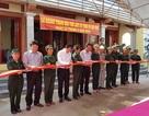 Khánh thành Đền thờ Liệt sỹ thanh niên xung phong mở đường Trường Sơn