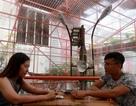 Quán cà phê giàn giáo độc đáo ở Sài Gòn
