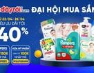 """Đại hội mua sắm P&G siêu """"hot"""", ưu đãi tới 40% trên Adayroi"""