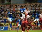 Ngoại binh toả sáng, Than Quảng Ninh thắng đậm Sài Gòn FC