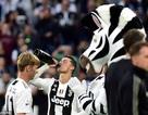 Những khoảnh khắc C.Ronaldo cùng Juventus lên ngôi vô địch Serie A
