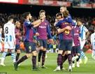 Messi và Suarez im tiếng, Barcelona vẫn đánh bại Sociedad
