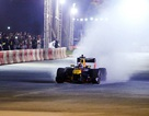 """Lần đầu xem xe đua F1 """"rít ga"""" tại Hà Nội"""
