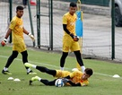 Hà Nội FC báo tin vui về Bùi Tiến Dũng
