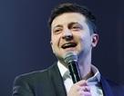 Tổng thống tương lai của Ukraine: Từ phim trường đến chính trường