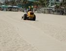 """Xem máy sàng cát """"lọc"""" sạch bãi biển Đà Nẵng"""