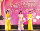 Ca sĩ Đinh Hiền Anh được vinh danh tài sắc vẹn toàn
