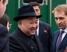 Những hình ảnh đầu tiên của ông Kim Jong-un trong chuyến thăm Nga