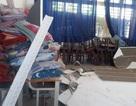 TPHCM: Sập trần hội trường nơi ngủ trưa của học sinh