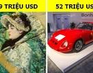 """Các đại gia có thể tậu được gì nếu không mua những bức tranh """"triệu đô""""?"""