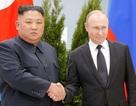 Ông Putin lần đầu gặp ông Kim Jong-un, ủng hộ Triều Tiên bình thường hóa quan hệ với Mỹ