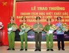 """Khen thưởng Ban chuyên án triệt phá đường dây ma túy """"khủng"""" ở Nghệ An"""