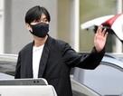 """Fan tụ tập đón """"Kim Tan"""" Lee Min Ho xuất ngũ"""