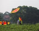 Độc đáo lễ hội diều rực rỡ màu sắc ở ngoại thành Hà Nội