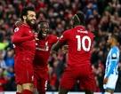"""Đại thắng """"5 sao"""", Liverpool lại vượt lên trên Man City"""