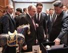 Món quà đặc biệt ông Tập Cận Bình tặng Tổng thống Putin