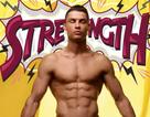 """""""Đỏ mắt"""" trước loạt ảnh diện nội y táo bạo của C.Ronaldo"""