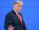 Mật vụ Mỹ bắt người đàn ông ném điện thoại khi ông Trump phát biểu