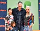 Bạn trai trẻ thân thiết với ba con của Gwen Stefani
