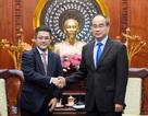 Bí thư Nguyễn Thiện Nhân: Hoan nghênh ngân hàng tham gia hợp tác PPP