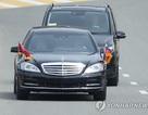 Daimler bất ngờ với sự xuất hiện siêu xe của ông Kim Jong-un ở Nga