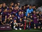 Messi ghi bàn, Barcelona vô địch La Liga lần thứ 26