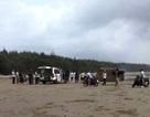 Tìm thấy thi thể nam thanh niên mất tích khi tắm biển ngày nghỉ lễ
