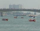 Rộn ràng Lễ hội Đua thuyền truyền thống trên sông Nhật Lệ