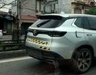 Xe ô tô VinFast Lux chạy thử nghiệm trên đường phố Hải Phòng