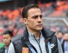 HLV Fabio Cannavaro chia tay đội tuyển Trung Quốc