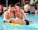 Hoa hậu Danielle Lloyd hạnh phúc bên chồng mới cưới